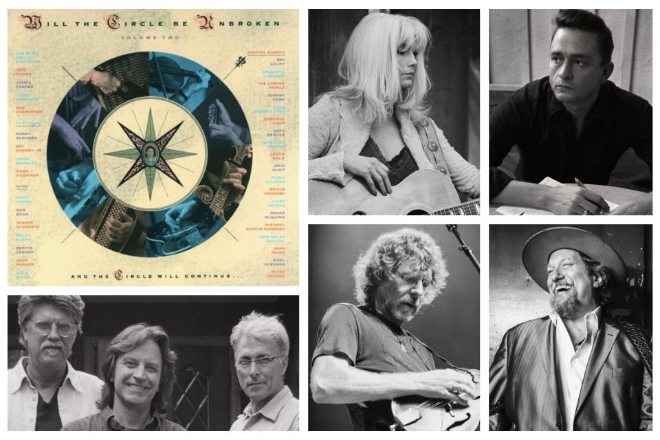 Thirty Years Later, 'Will the Circle Be Unbroken: Volume 2' Stands as a Musical Milestone