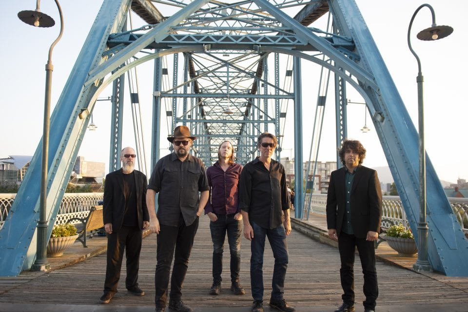 SPOTLIGHT: Drive-By Truckers Take On Politics, Thoughts and Prayers, and Writer's Block
