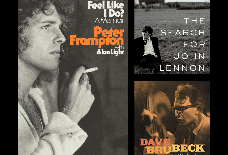 THE READING ROOM: Five New Music Books You Shouldn't Leave ...